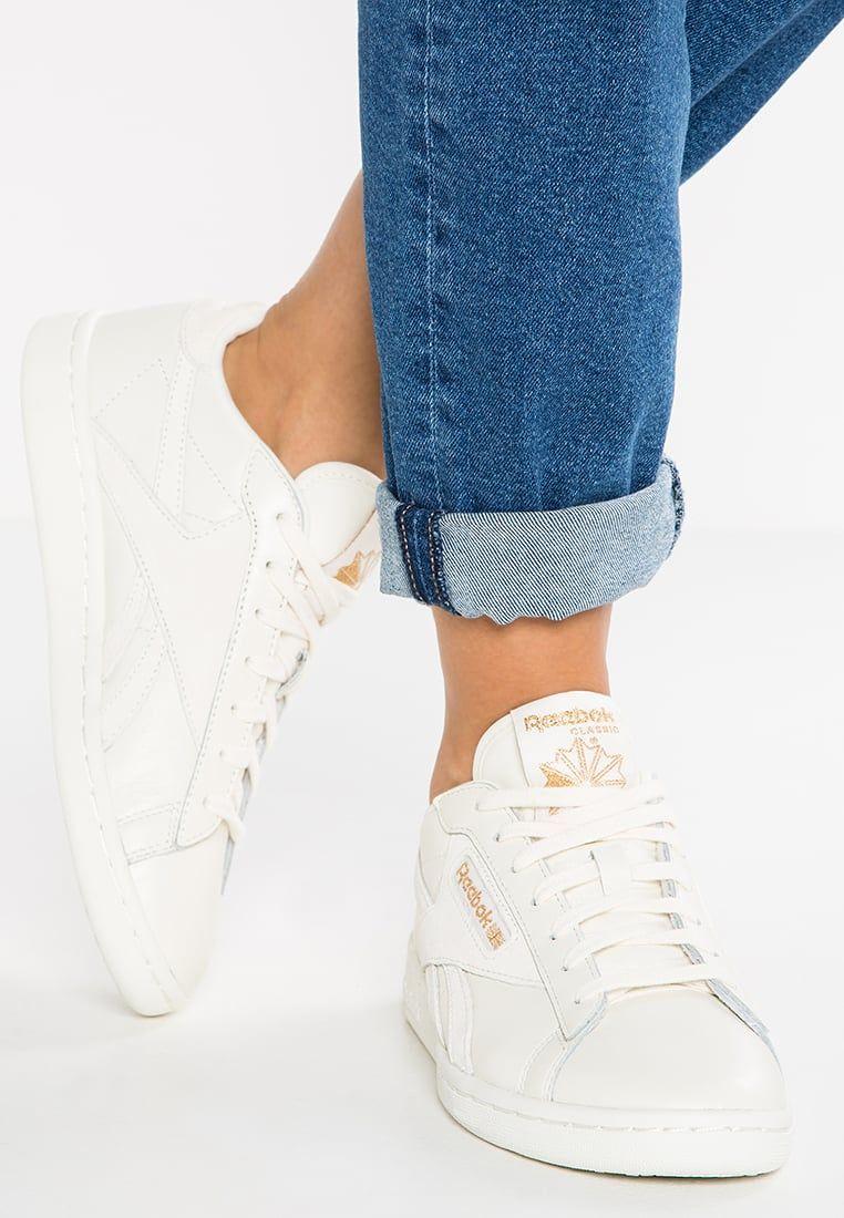 ccb2cec59ce99 Reebok Classic NPC UK AD - Sneaker low - classic white chalk - Zalando.de