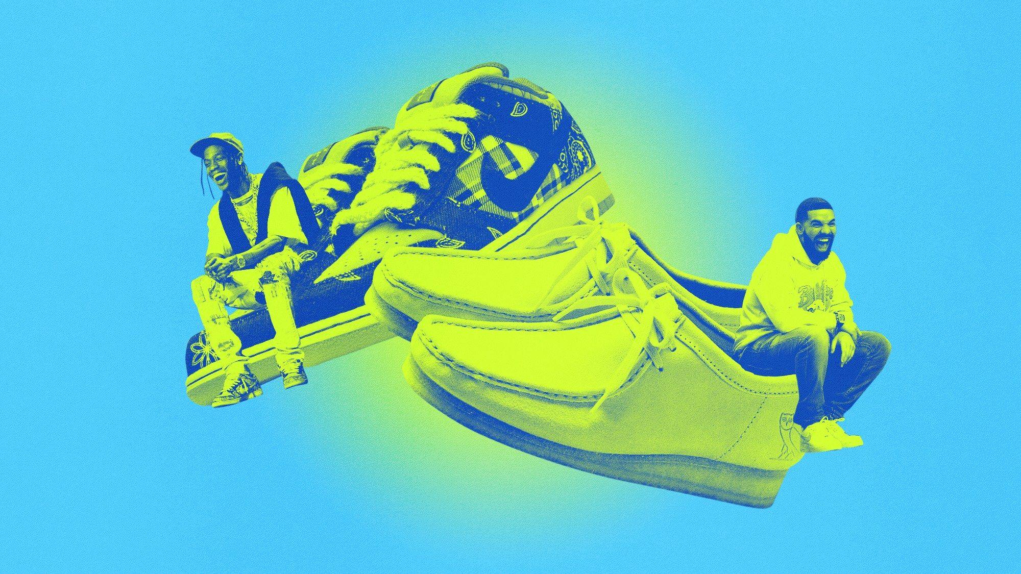Travis scott shoes