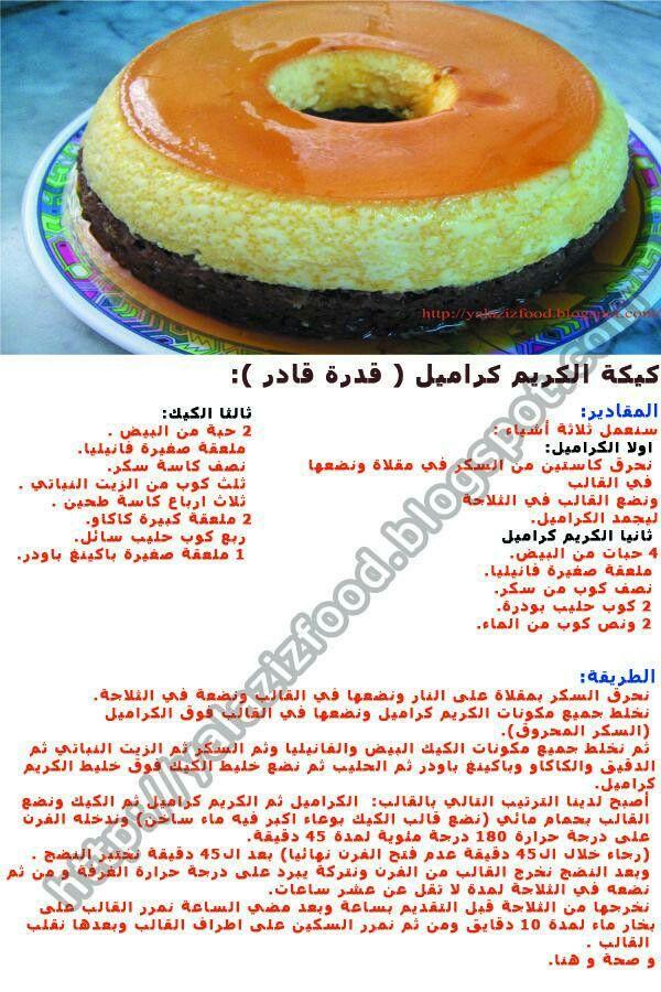 قدرة قادر Sweet Cooking Food Food Recipies