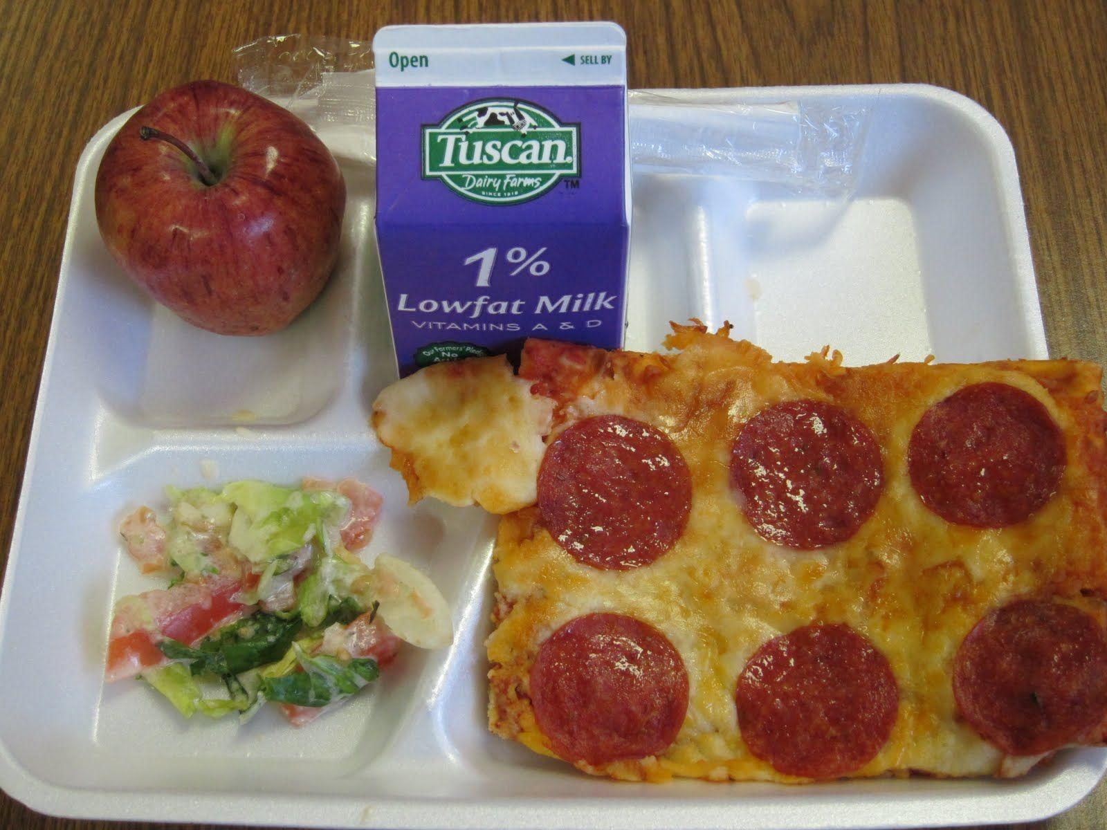 Kuvahaun tulos haulle american school lunch cc