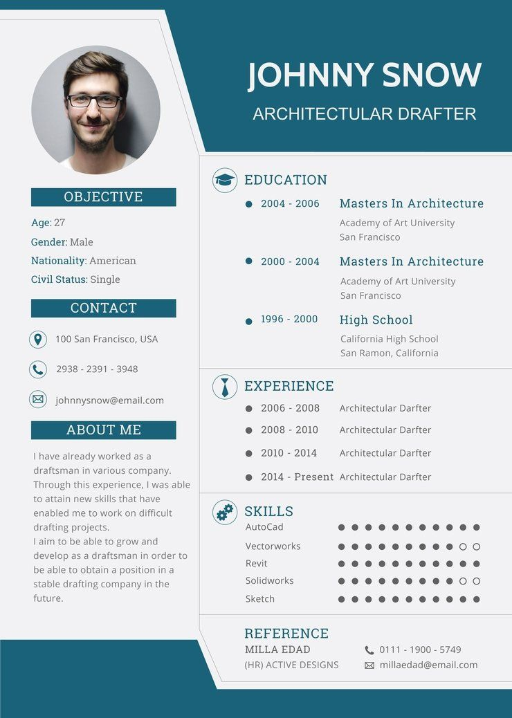 Free Draftsman Resume Cv Template In Photoshop Psd Illustrator Ai Creativebooster Resume Template Word Free Resume Template Word Free Cv Template Word