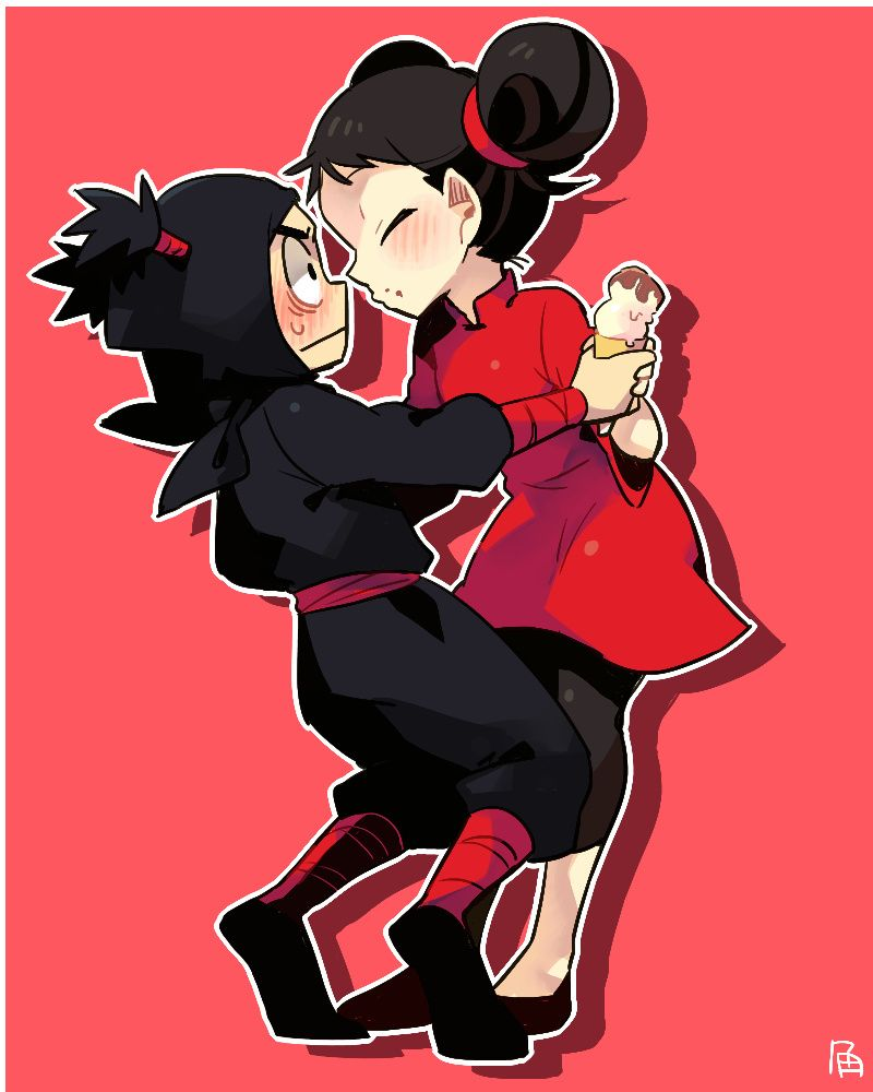 Pucca Garu And Pucca Pucca Pinterest Anime Series Y Caricaturas