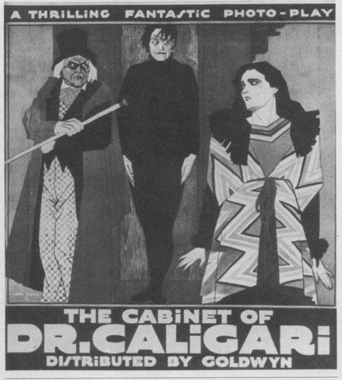Cabinet of Dr. Caligari | Blogging is Stupid, Writing is Genius ...