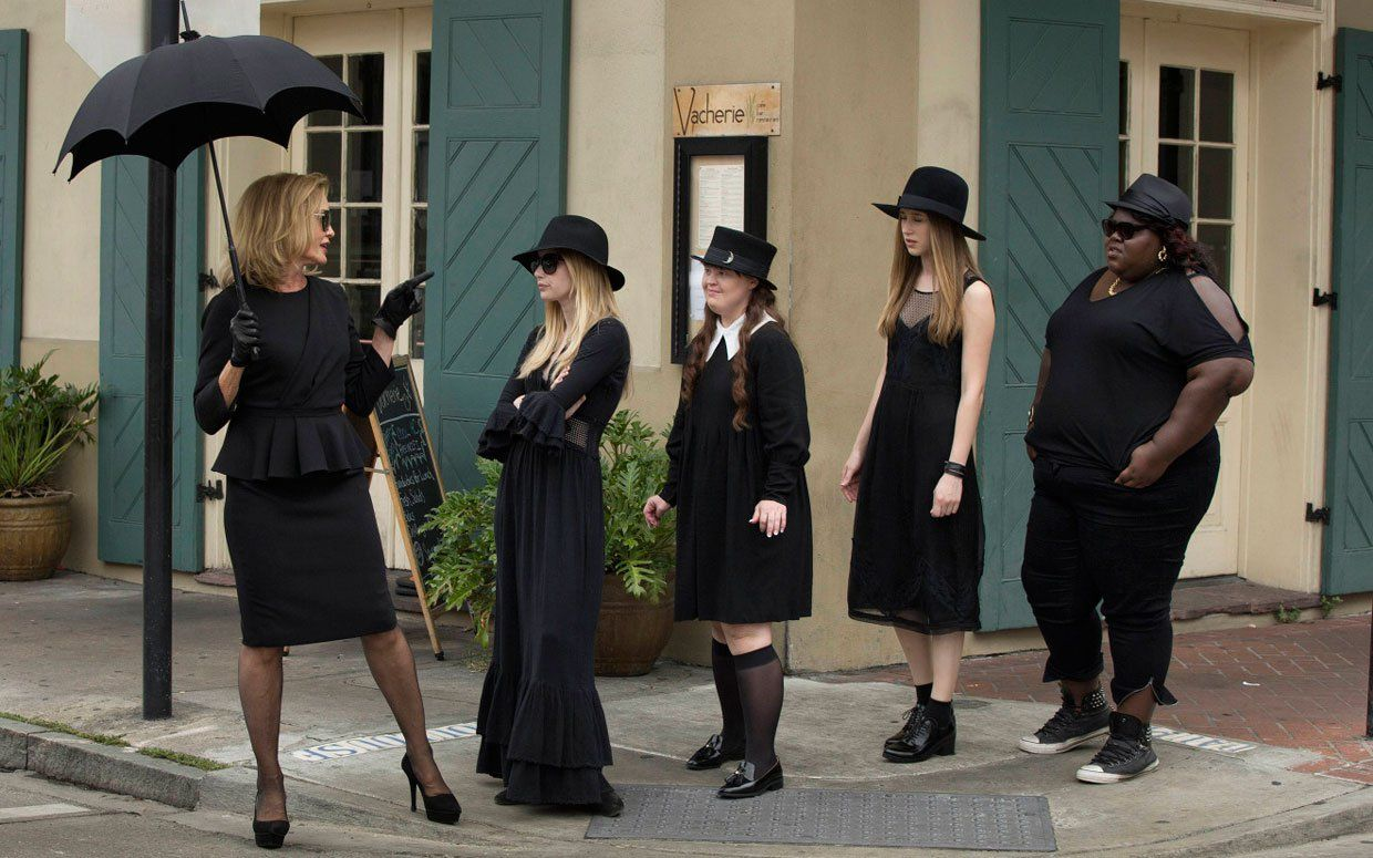 american horror coven costumes - Google Search | American Horror ...