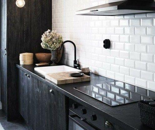 Azulejos Metro en el Diseño de la Cocina El diseño, Metro de nueva