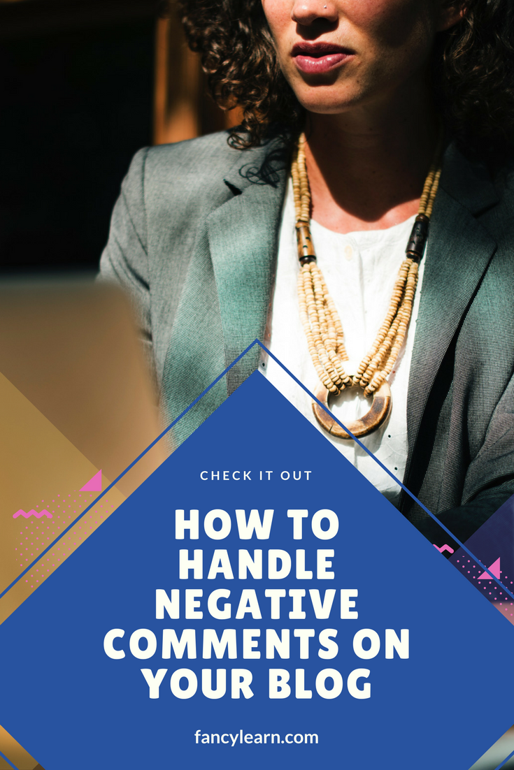 Watch How to Block Out Negative Comments video