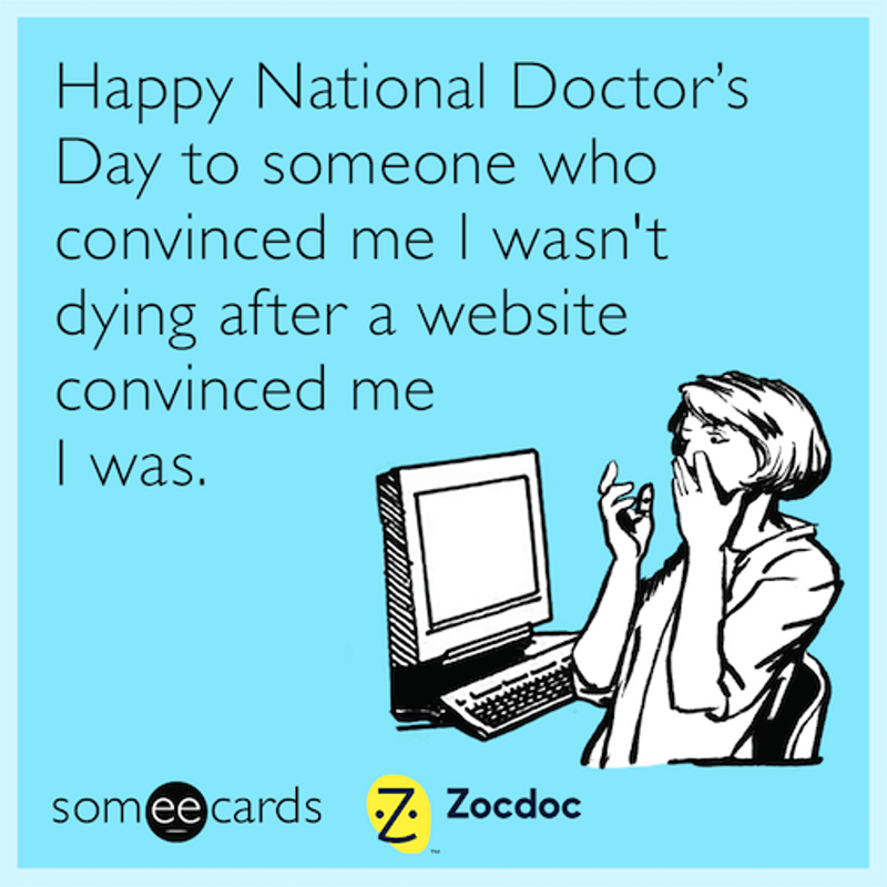 5 National Doctors' Day Memes Your MD Will Love | Favorite Places