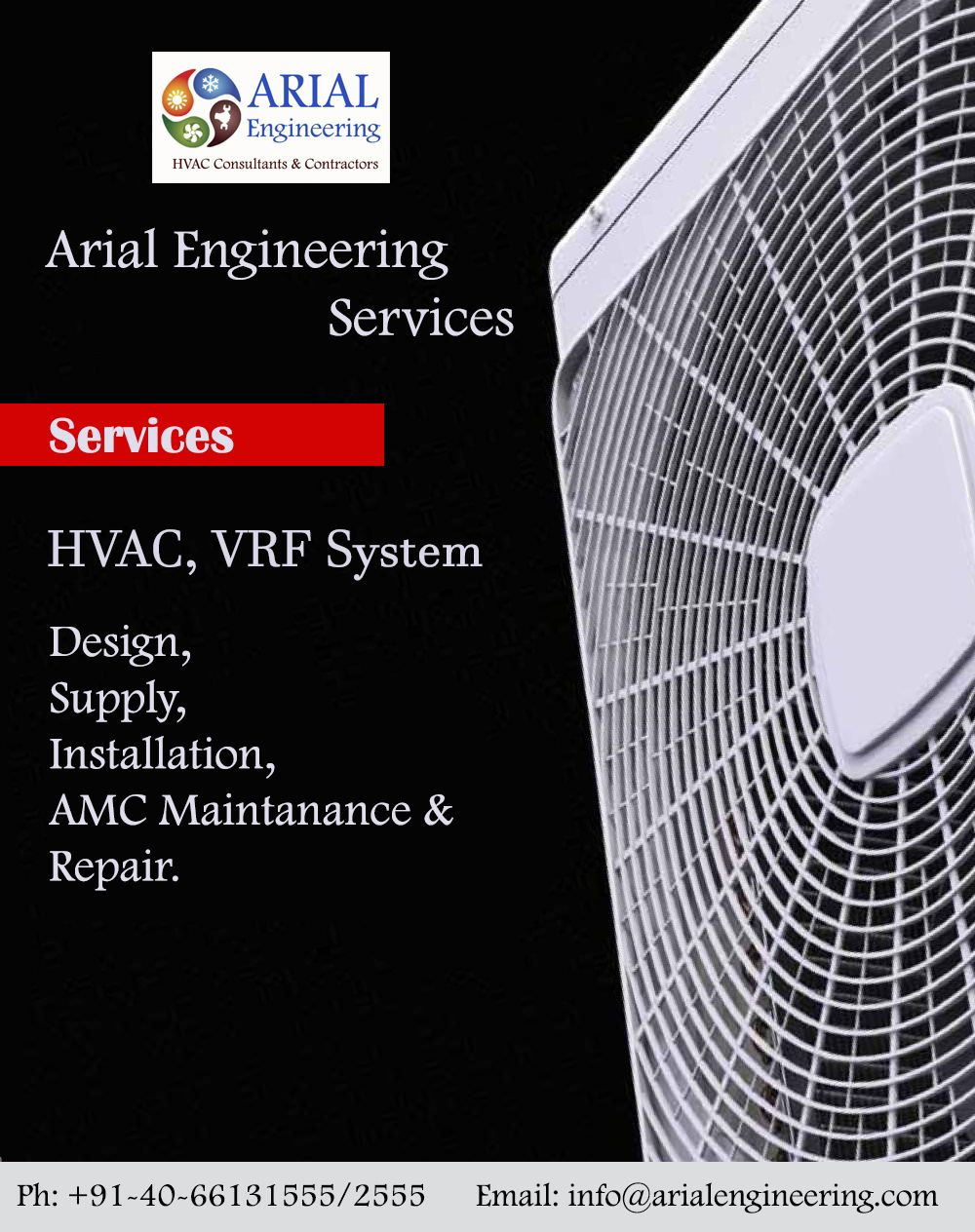 Arial Engineering Services Is A Rapidly Growing Supplier Of World