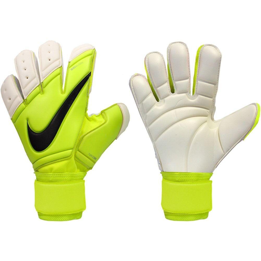 0e107abf325 Guantes De Portero Nike Spyne Deluxe Profesional Con Varilla ...