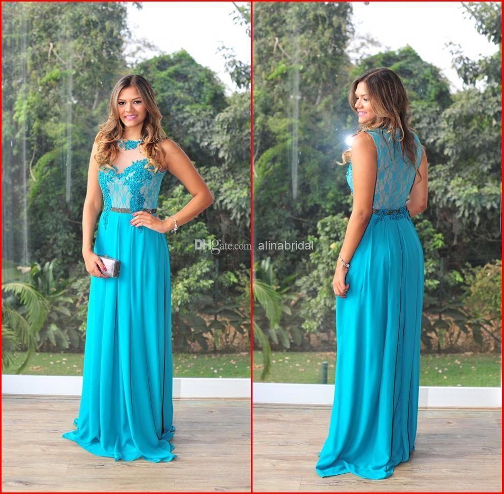 Wholesale long prom dresses buy elegant evening gowns jewel
