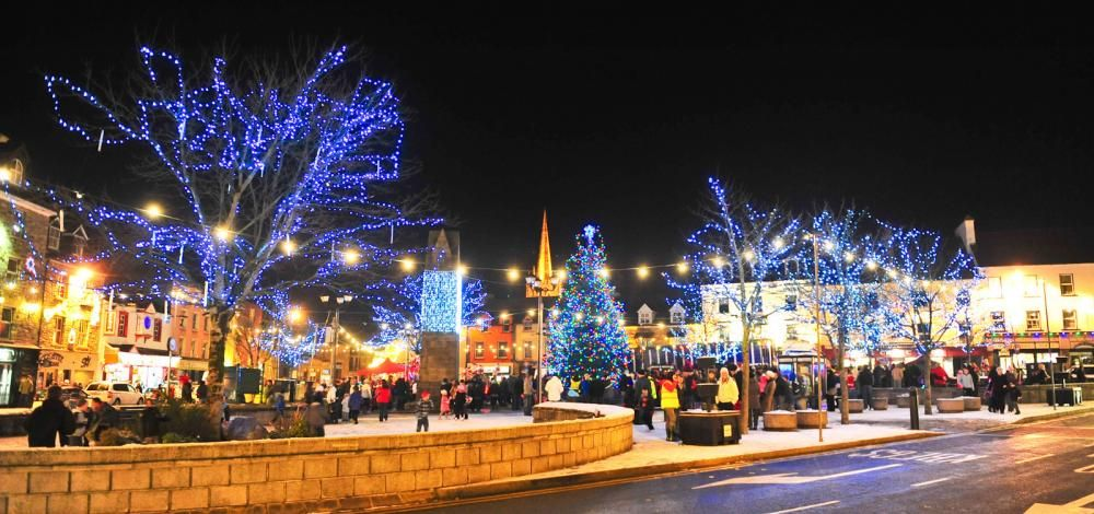 Donegal Now Christmas Fair In Donegal Town Christmas In Ireland Donegal Ireland Donegal