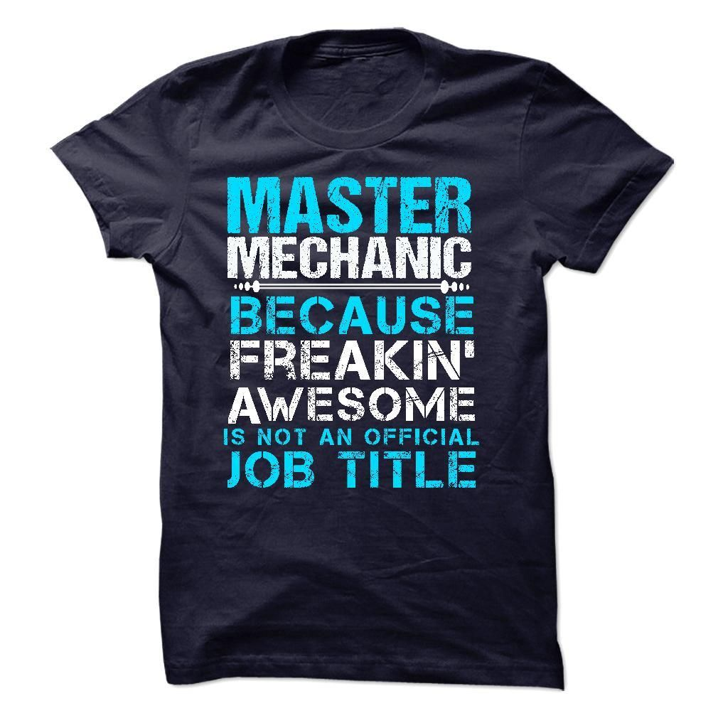 MASTER MECHANIC T Shirt, Hoodie, Sweatshirt