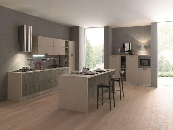 cucine con frigo free standing - Cerca con Google | loving kitchen ...