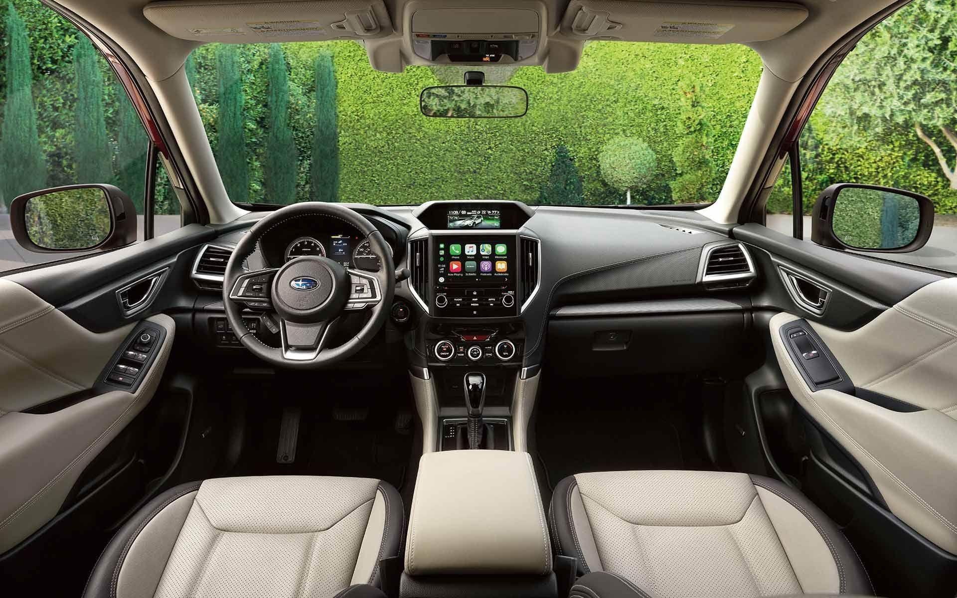 2020 Subaru Forester Interior In 2020 Subaru Forester Subaru Subaru Crosstrek