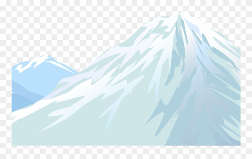 Download Hd Winter Snowy Mountain Transparent Png Clip Art Image Snow And Use The Free Clipart For Your Creative Project Art Images Clip Art Art