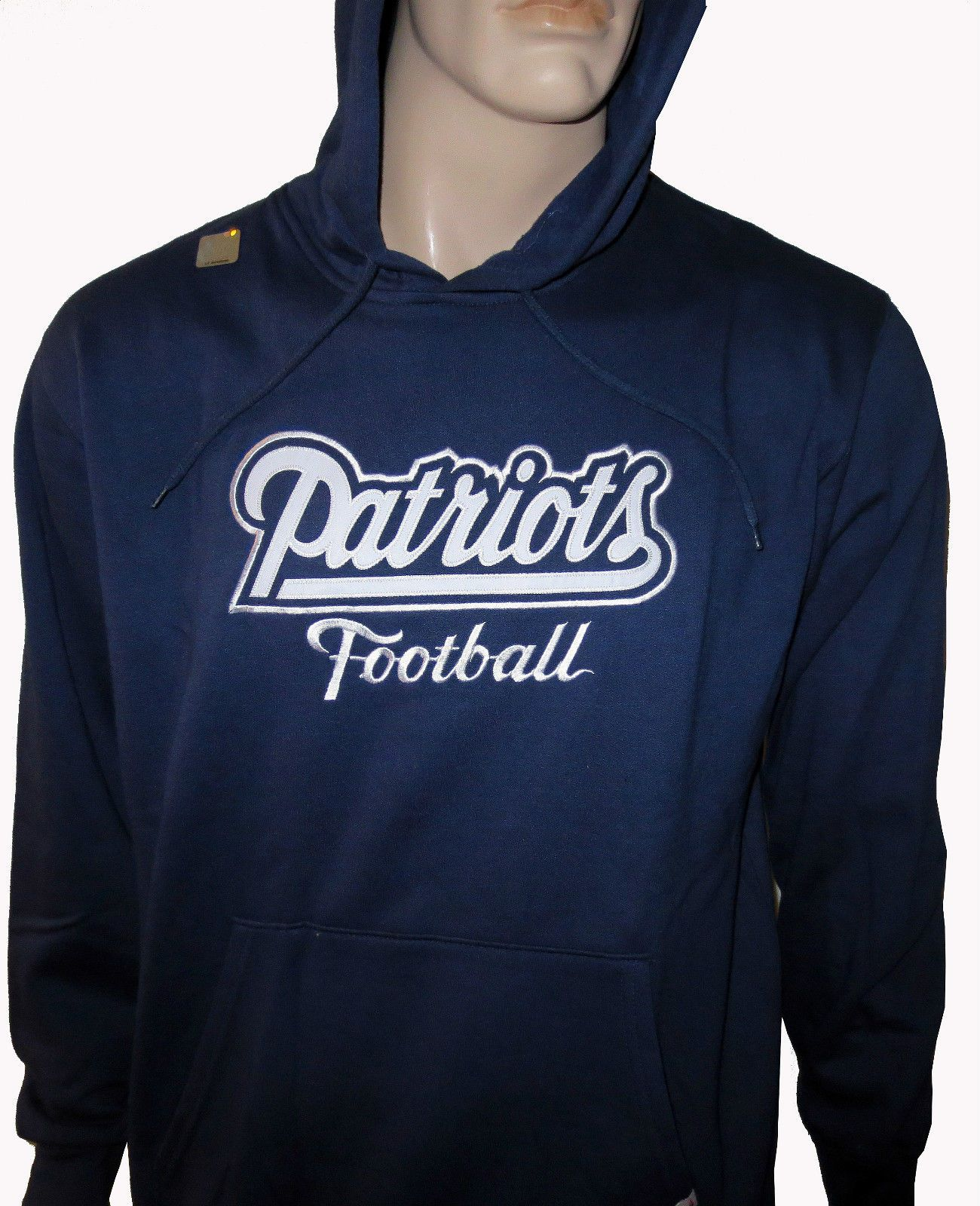 uk availability a0e09 dc44d Details about NWT NFL Team Apparel New England Patriots ...