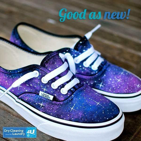 Galaxy shoes, Galaxy vans, Vans shoes