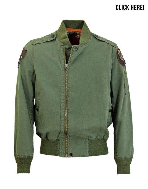 81324 in Olive - http://www.schottnyc.com/products/lifestyle/street/18.htm?color=50
