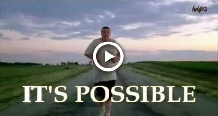 "MOTIVATION - ""Its Possible"" Best Inspirational Video Ever #fitness"