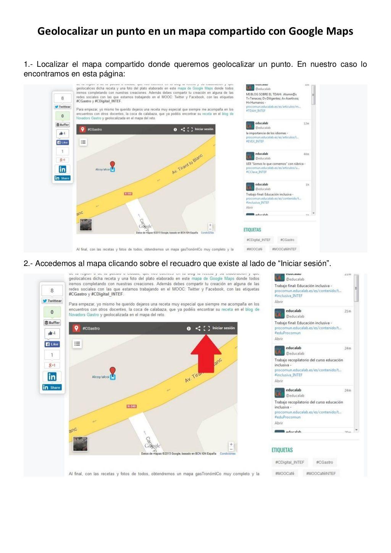 geolocalizar un punto con google maps by juanfra  u00c1lvarez