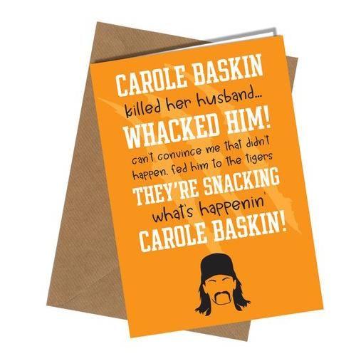 #1328 Carole Baskin