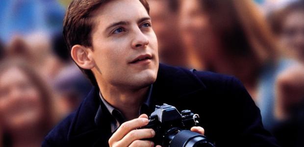 Geek: Tobey Maguire, por siempre Spiderman.