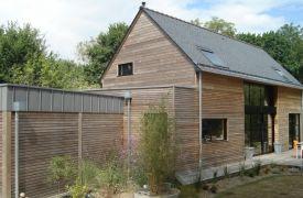 construction bois sarzeau