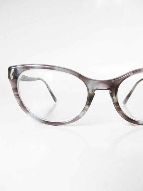 1960s Cat Eye Eyeglasses Womens Cateye Glasses Sunglasses Optical ...