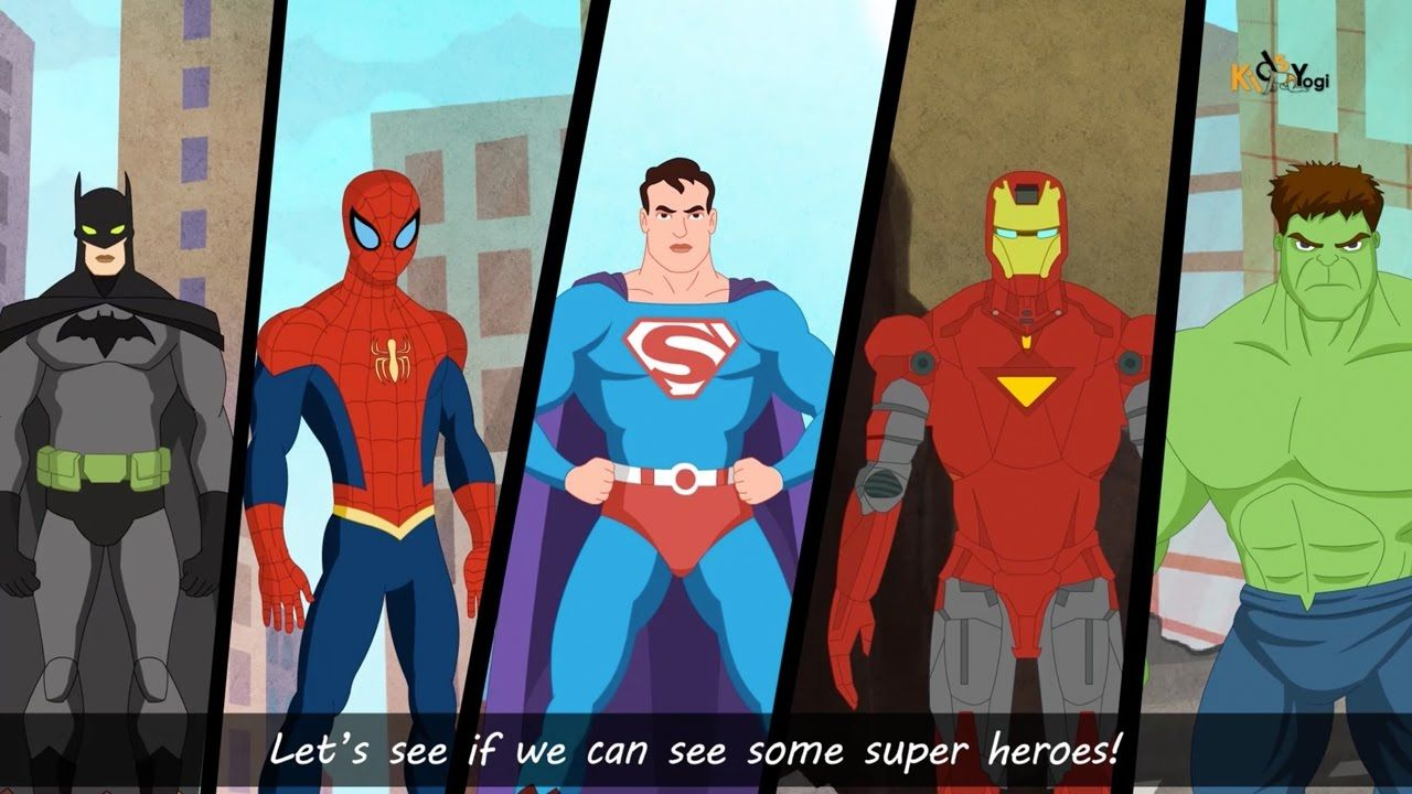 Be Superman Or Spider Essays
