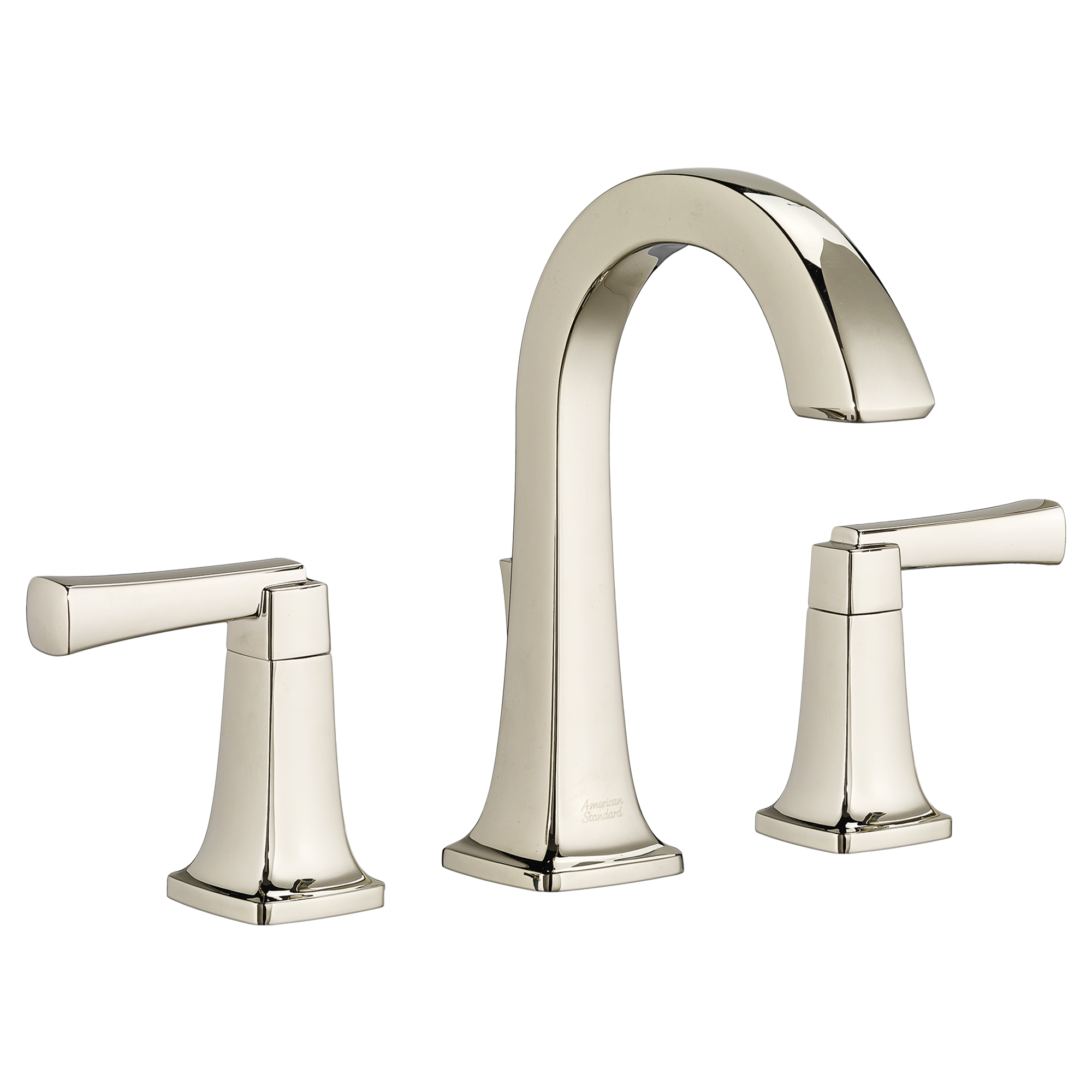 American Standard Townsend High-Arc Widespread Bathroom Faucet ...
