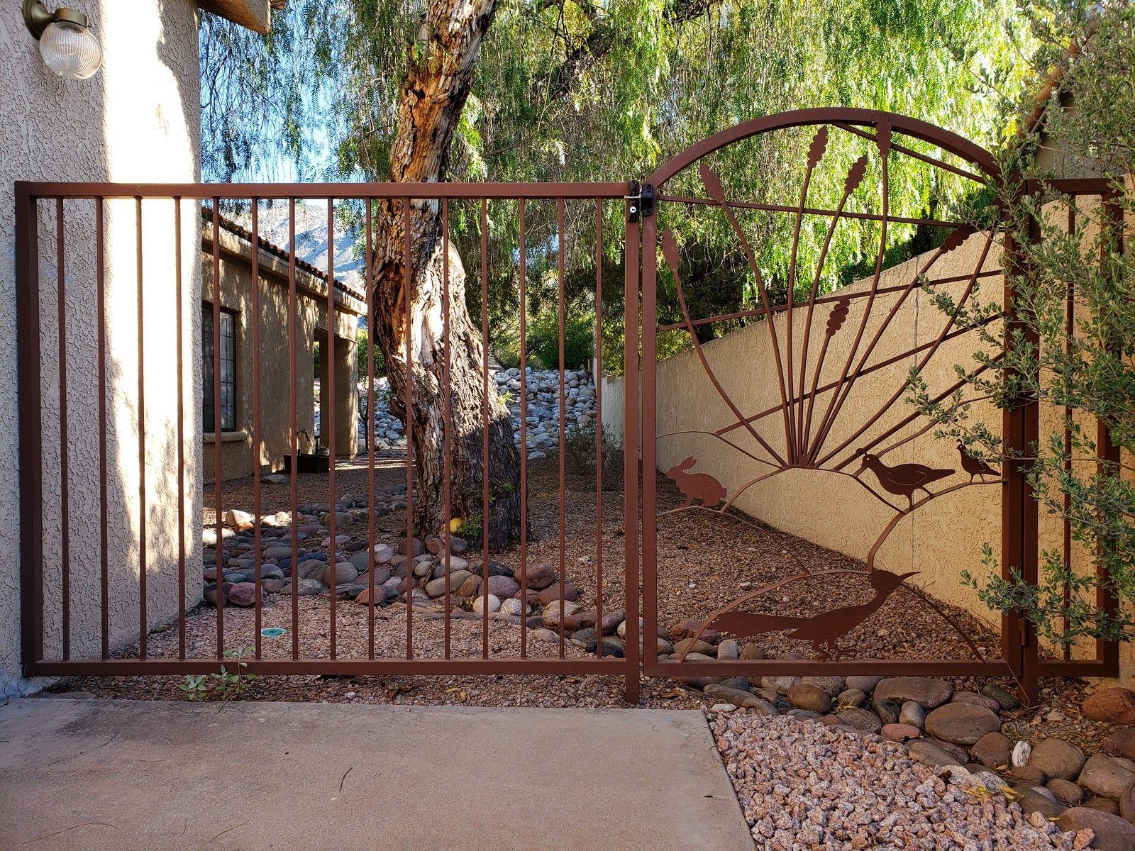 Wrought Iron Gate And Fence Tucson 20190424 073941 Wrought Iron