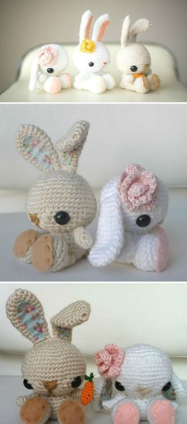 Free Easter Crochet Patterns The Best Collection Pinterest