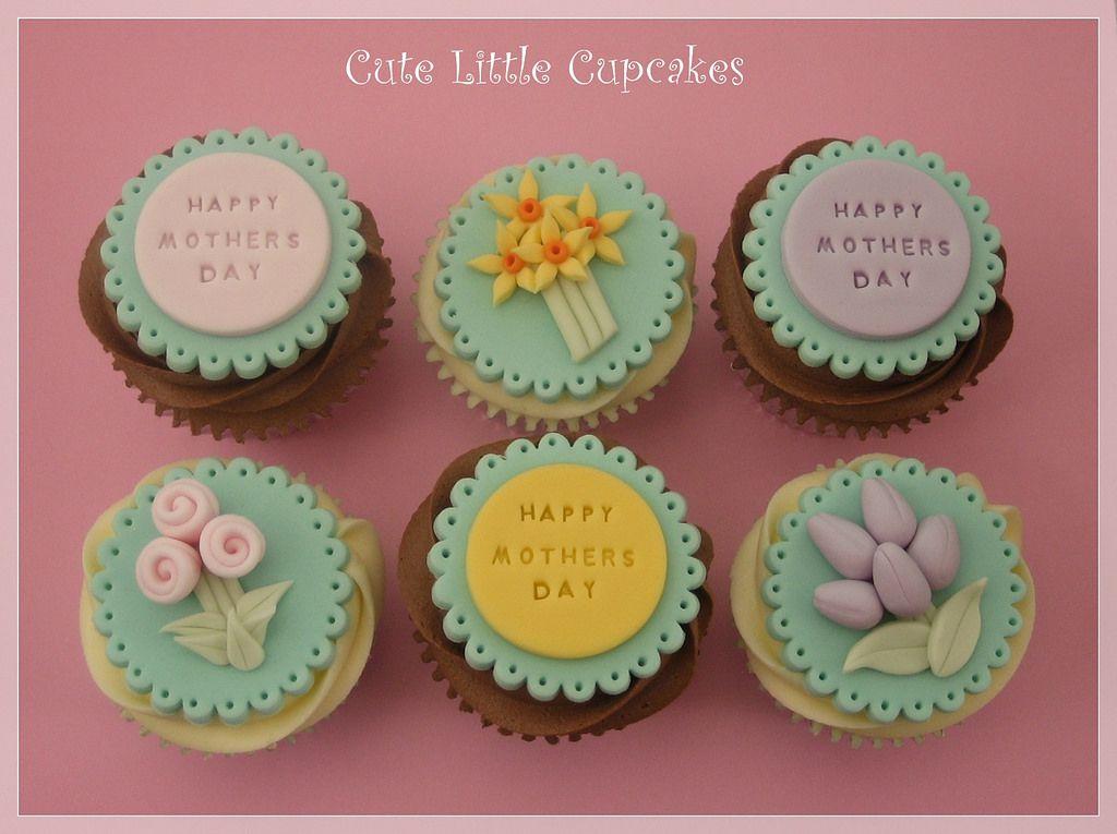Mother S Day Cupcakes Mothers Day Cupcakes Mothers Day Cakes Designs Mothers Day Cake