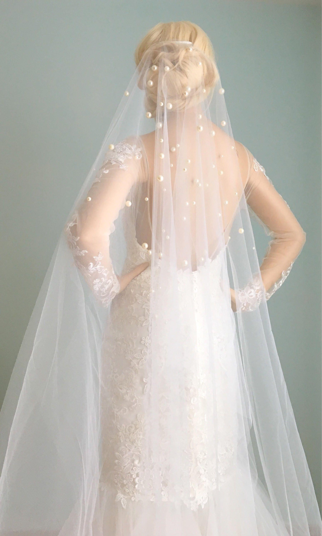 Pink Wedding Veil Bridal Veil Short Veil Unique Veil Blush Wedding Veil Fingertip Veil Boho Veil Blush Veil