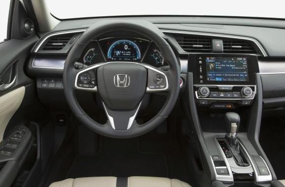 2018 Honda Civic Reviews, Change, Redesign Interior