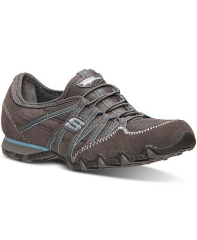 8112424745e38c Skechers Women s Bikers - Verified Casual Sneakers from Finish Line sn  21139 relaxed fit breathe easy