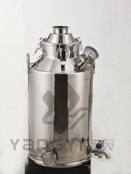 50l Stainless Steel Milk Can High Quality Milk Can Boiler Distillation Kettle View 50l Stainless Steel Milk Can Yayi Product Details From Wenzhou Yayi Light Milk Cans Distillation Canning