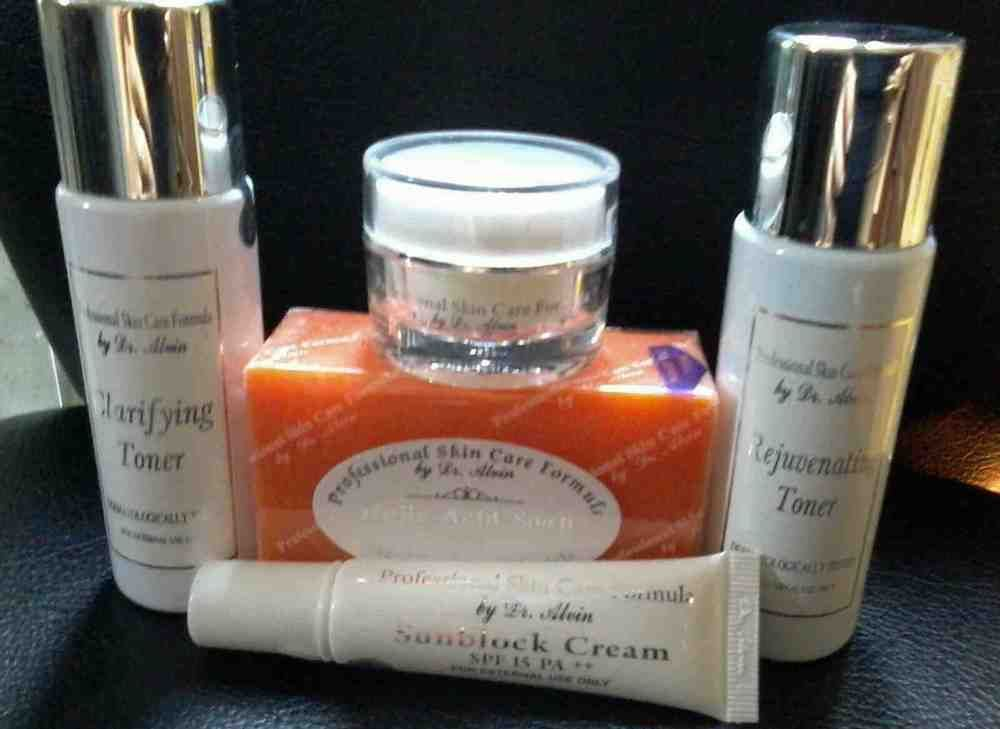 Pin On Professional Skin Care Formula Usa By Dr Alvin