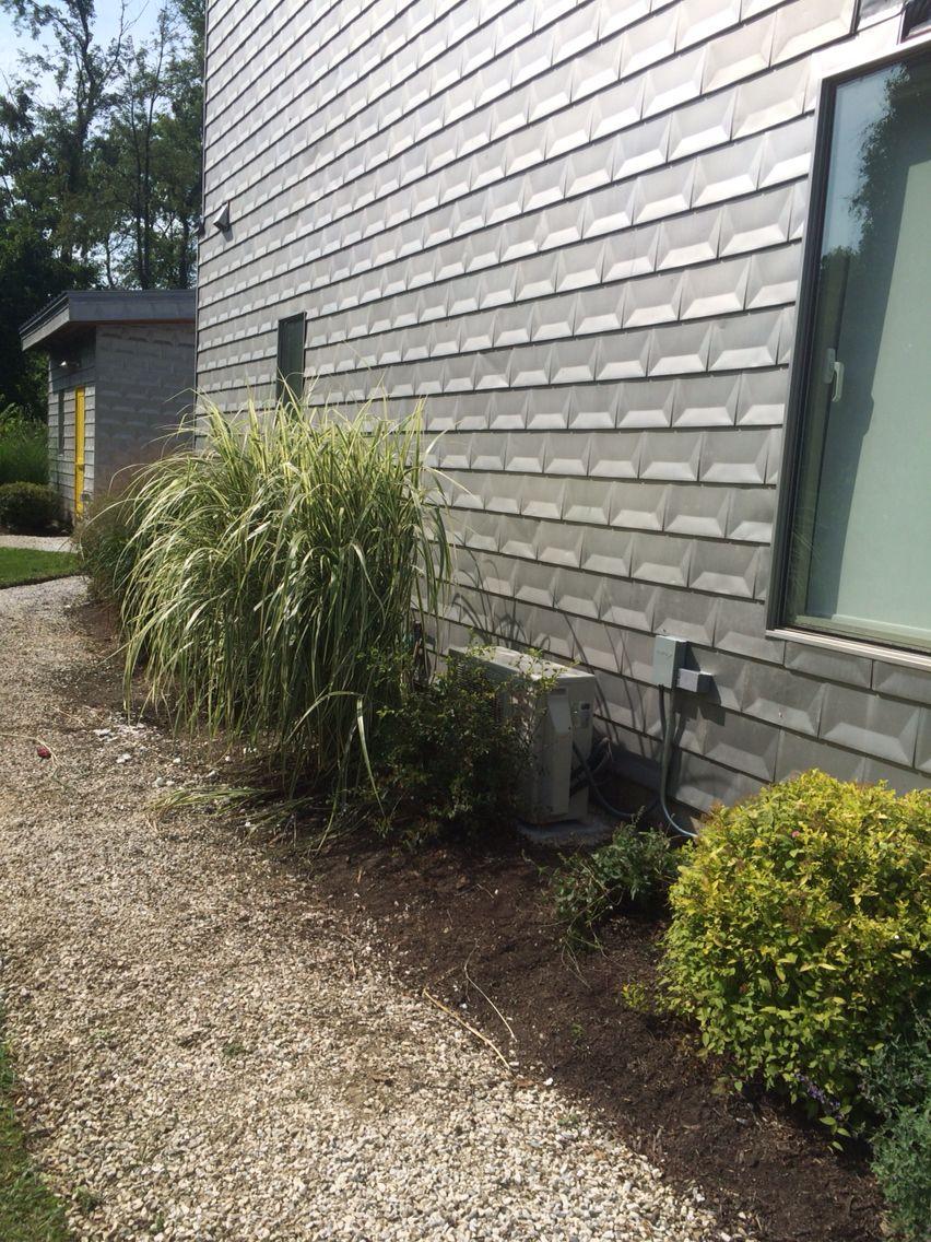 Hidden ductless outdoor unit Outdoor, Outdoor structures