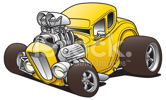 Old Mini Coopers >> hot rod cartoon images - Google Search | Cartoon cars | Pinterest