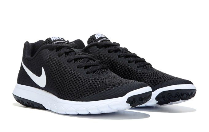 a0c5d140af06 Nike Women s Flex Experience RN 6 Running Shoes (Black White ...