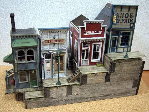 Shady Grove - Narrow Gauge - Model Railroad Forums