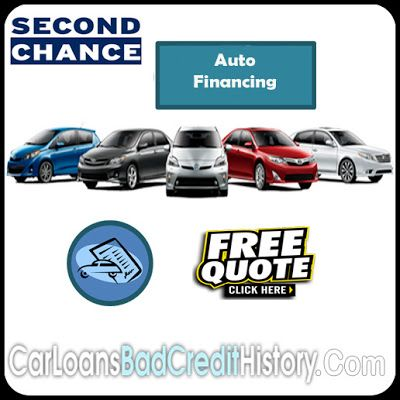 Second Chance Auto >> Get Approved For Second Chance Car Loan From
