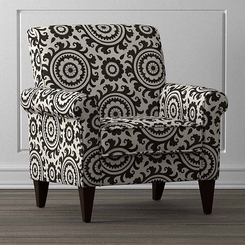 Dana Accent Chair Chair Accent Chairs Leather Recliner Chair