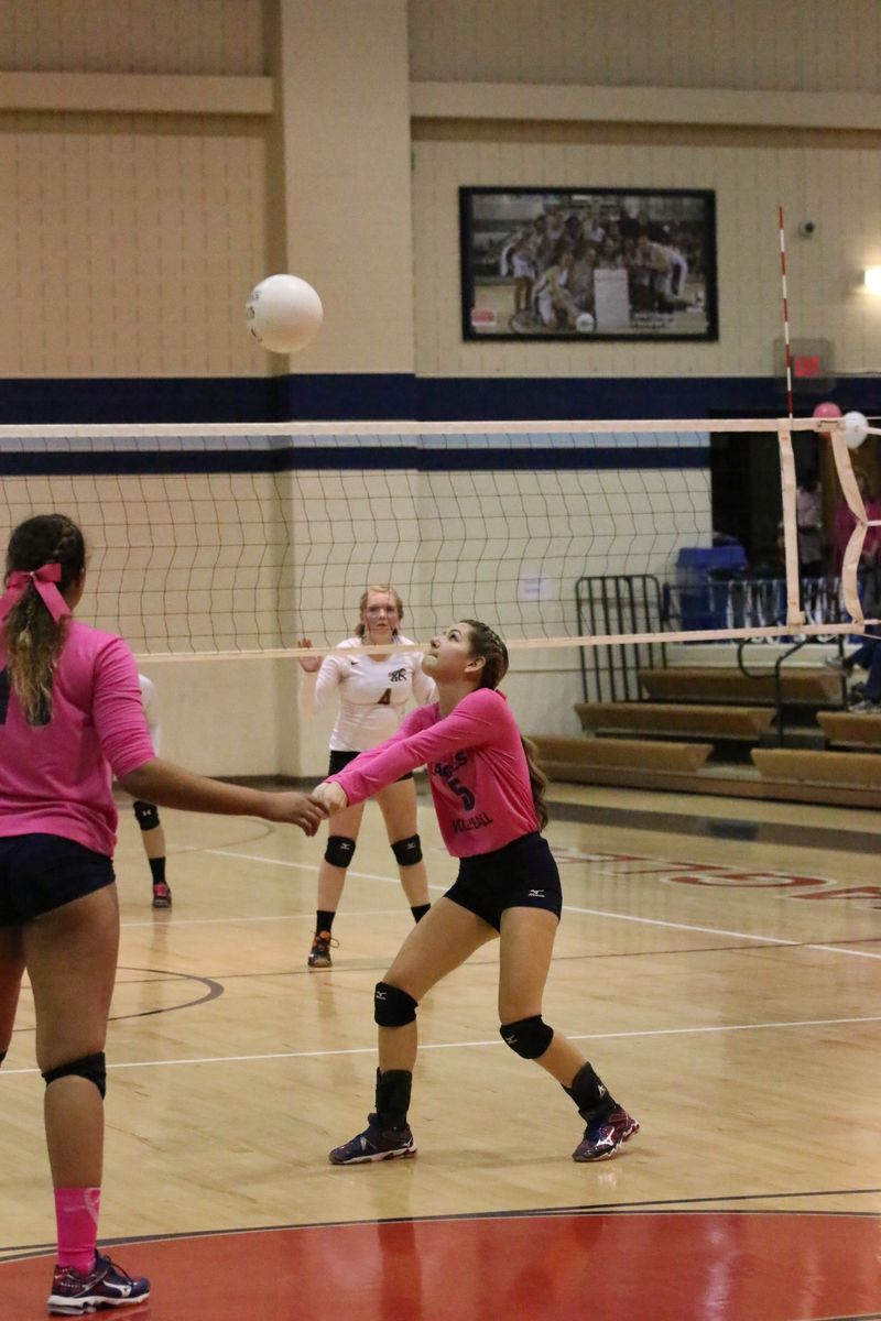 Pin By Talon Yearbook On 2016 Liberty High School Volleyball Dig Pink Volleyball Dig Liberty High School Dig Pink