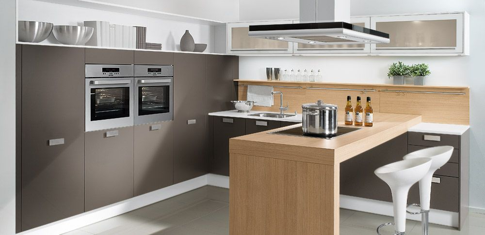 Best Pronorm Kitchen Classic Line Lava Grey Kitchen 400 x 300