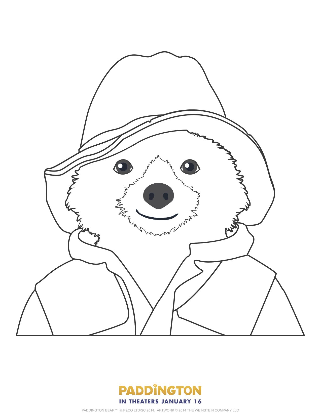 PADDINGTON arrives in theaters