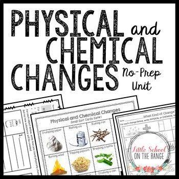 PREP. CHEM. Activities