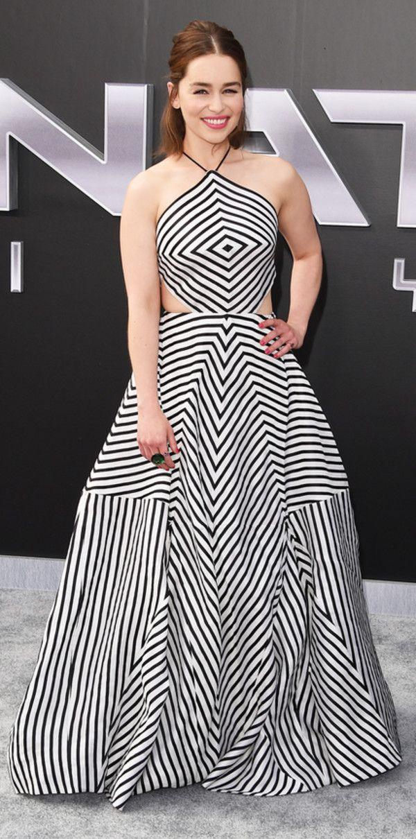 EMILIA CLARKE FOR DIOR - Elle South Africa   Celebrity ...