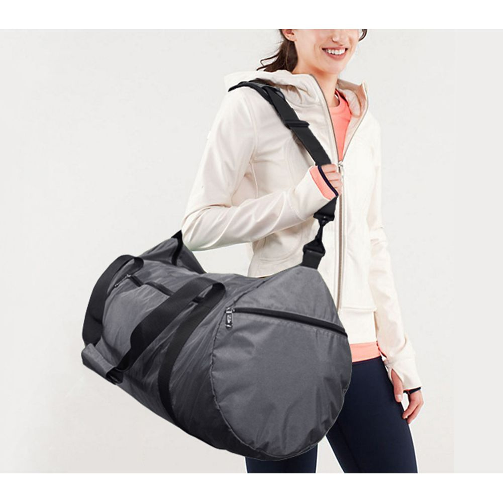 High Material Padded Shoulder Strap Casual Basketball Soccer Volleyball Shoes Pocket Mens Gym Bag Gym Women Sports Women